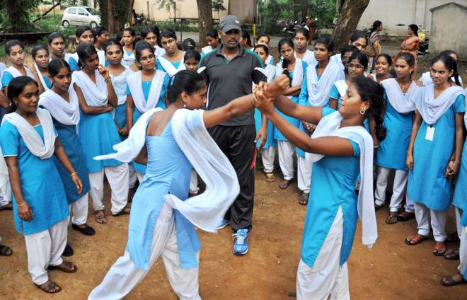 Self-defence training for girls in govt schools: HRD Minister