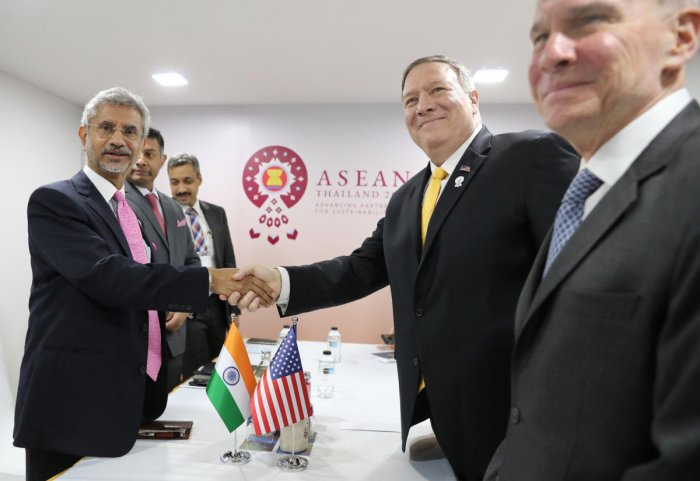 Any discussion on Kashmir will only be with Pakistan: India to US