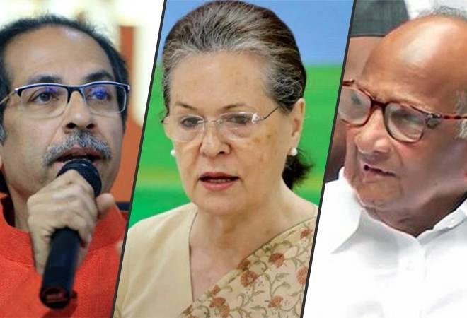 Shiv Sena-NCP-Congress alliance could be christened 'Maha Vikas Aghadi'