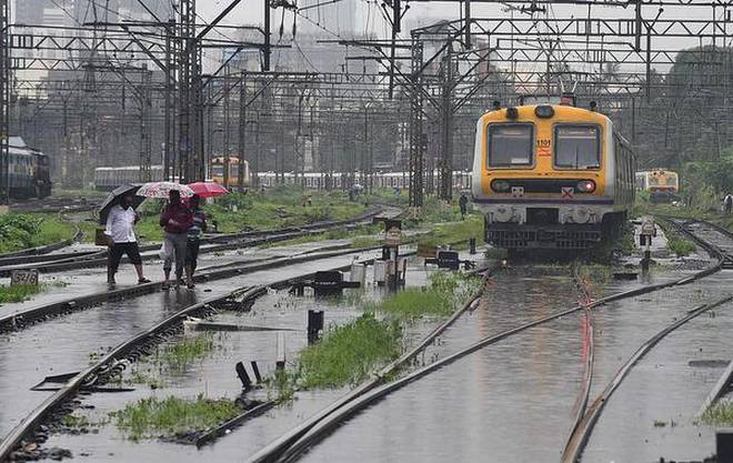 Mumbai train services resume