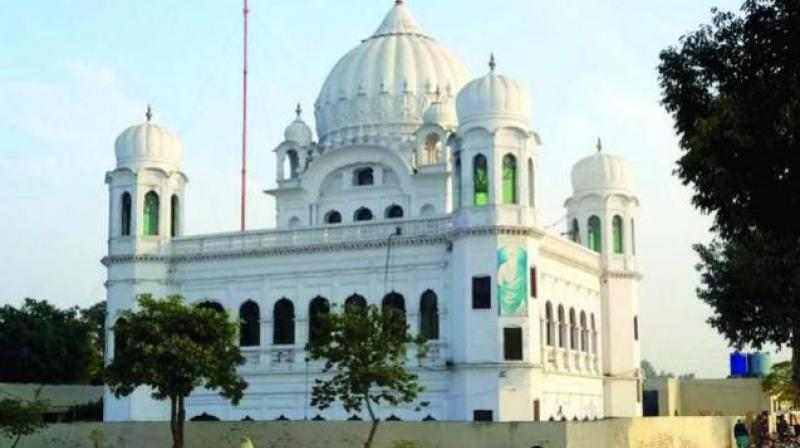 Construction work on Kartarpur Corridor will be completed before scheduled time: Govt