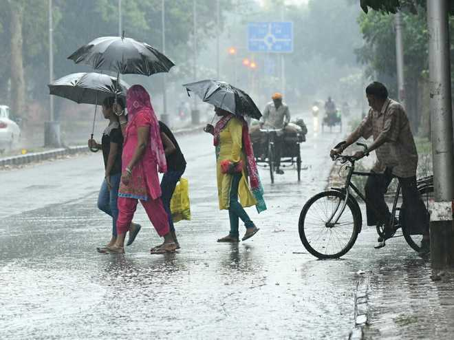 Punjab on high alert after heavy rain forecast for next 72 hours