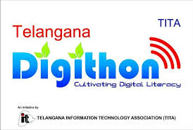 Telangana Digithon launched today