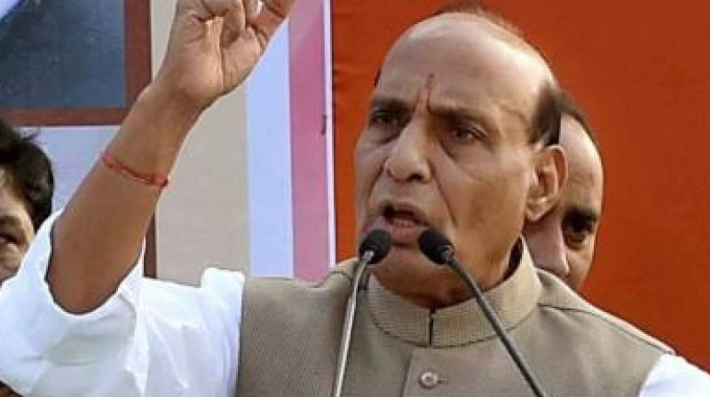 Cyber crime biggest challenge with access to technology: Rajnath Singh