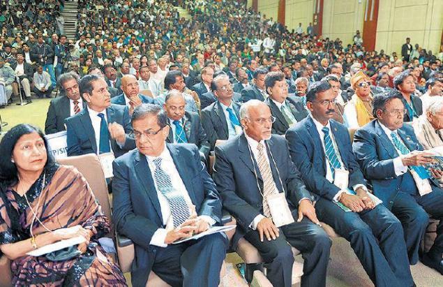 Modi inaugurates Pravasi Bharatiya Divas