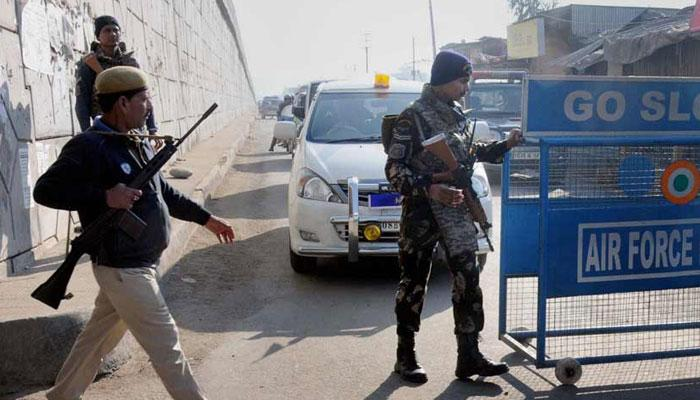 IAF issues shoot-at-sight orders against intruders