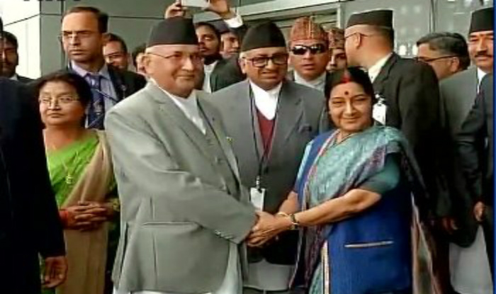 Nepal PM will be accorded ceremonial reception at Rashtrapati Bhavan today