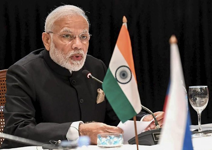 PM Modi outlines his 5.1 vision in G-20 meet at Osaka