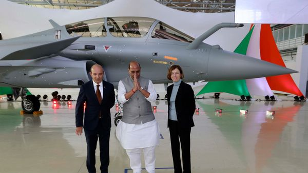 Rafale Fighter jets will boost India