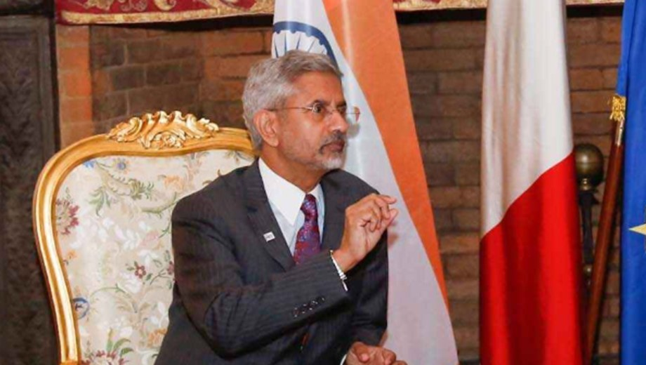 EAM S Jaishankar reaches Belgium for talks with EU leaders on bilateral issues