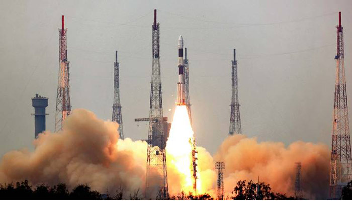 PSLV-C35 launches 8 satellites in single flight