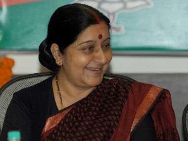 Sushma Swaraj to attend NY Yoga day event