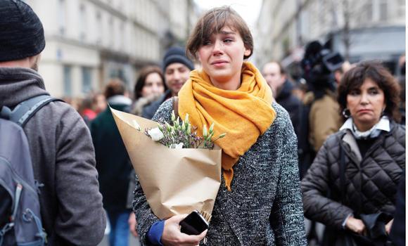 Paris attacks a violation of all religions