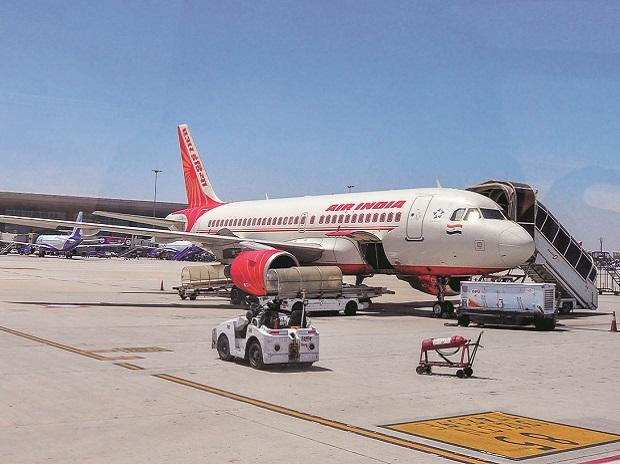 Air India jumbo plane ready for evacuation of Indians from Wuhan
