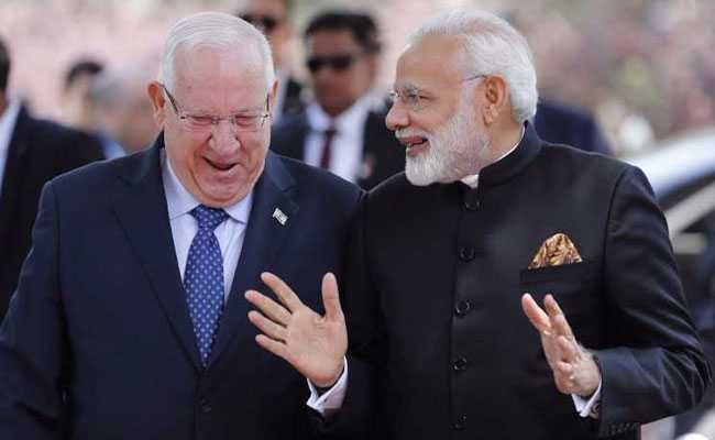 PM Modi hopes for India-Israel friendship to grow stronger in times to come