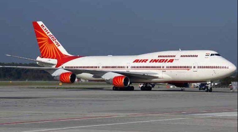 First direct Air India flight lands at Tel Aviv airport