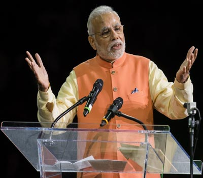 Cities should get a chance to plan their growth said Modi