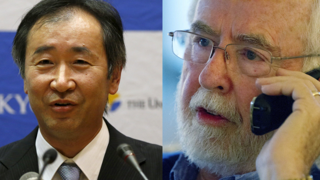 Nobel Prize in Physics 2015 announced