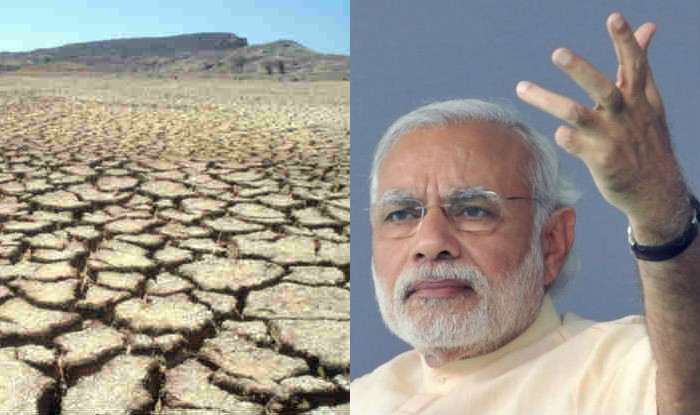 PM Modi to meet CMs of UP, Maharashtra and Karnataka today to discuss drought