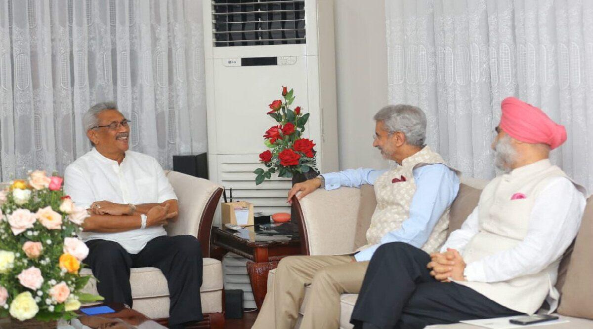 EAM Jaishankar visits Sri Lanka