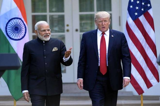 Modi, Trump talk over phone discuss key bilateral issues