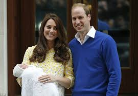 Kate Middleton gives birth to baby girl