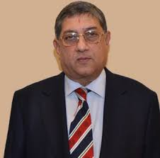 Mudgal report clears N.Srinivasan