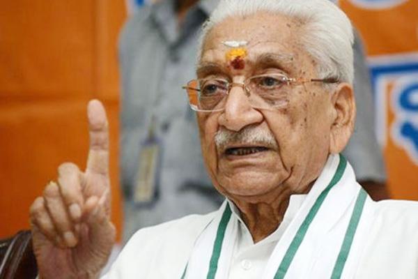 VHP leader Ashok Singhal passes away in Gurgaon