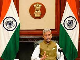 EAM Dr.S Jaishankar calls for earnest peace negotiations in order to resolve Afghan crisis