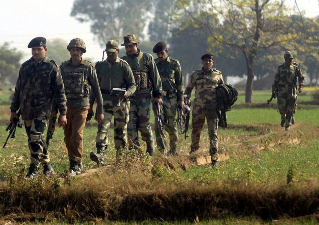 Pakistan Rangers fire at Indian position in Samba, J&K