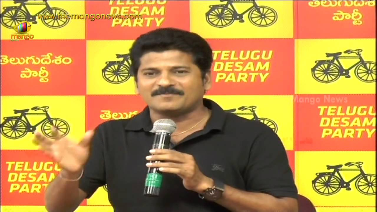 TDP MLA Revanth Reddy  caught in ACB net