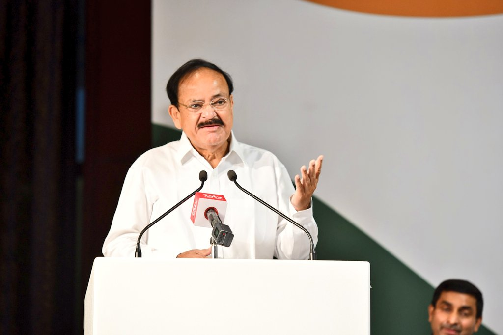 India moving towards formal economy with systematic reforms: Venkaiah Naidu