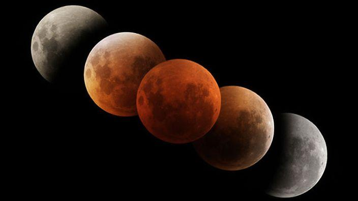 World witnessed longest Lunar eclipse of the century