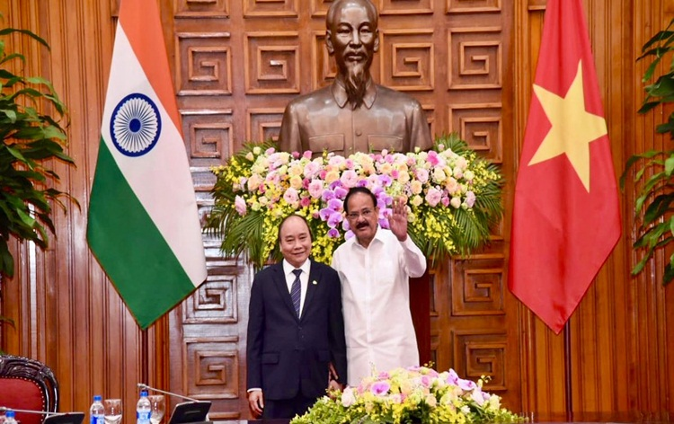 India, Vietnam discuss ways to strengthen strategic partnership