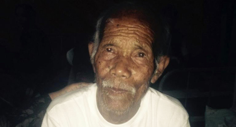 101-year old man among 3 rescued after 8 days