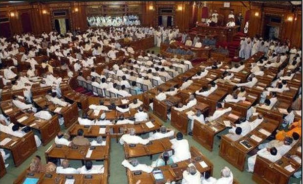 32 MLAs suspended from Telangana Assembly today