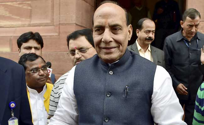 Rajnath Singh chairs high level meeting today