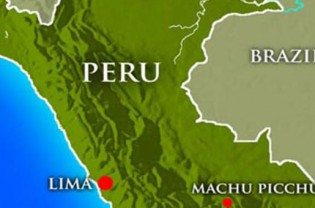 17 dead in Peru as truck plunges off cliff