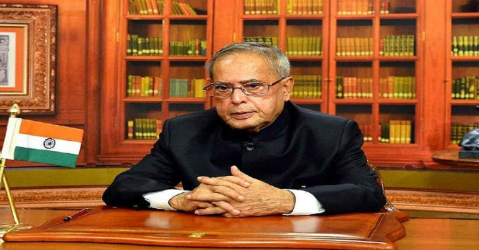 Stop attacking the weak: President Pranab Mukherjee