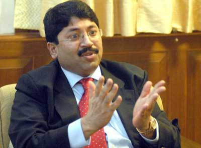 SC stays High Court order cancelling Maran