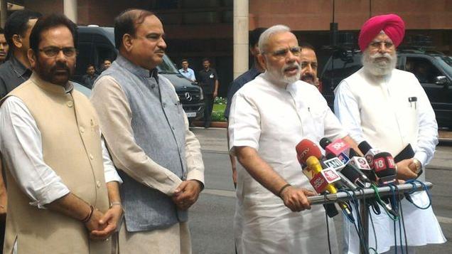 Modi hopeful of