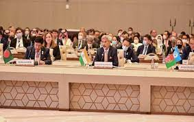 EAM Dr S Jaishankar says the challenges towards Central-Asia and Eurasia remain to be addressed