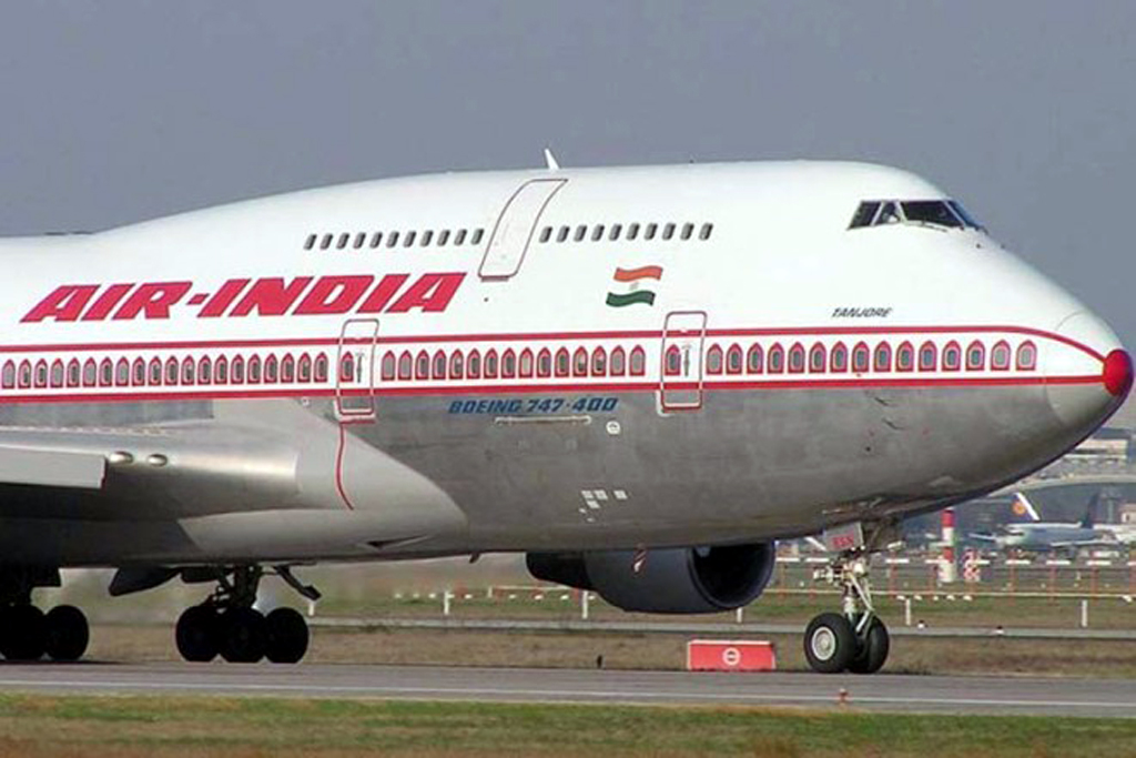 Air India resumes flight to Iraq
