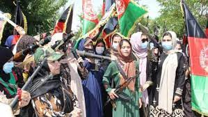 Taliban crack down on Afghan women and media