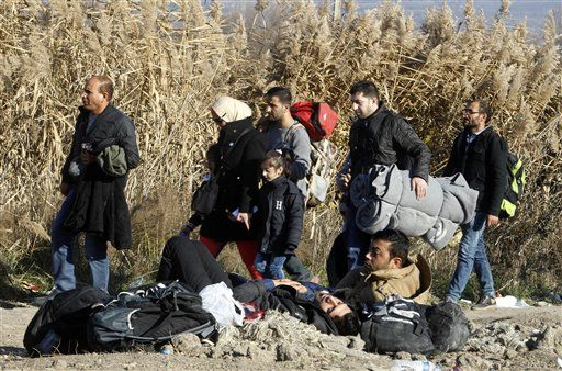 US passes bill to restrict entry of  Syrian, Iraqi  refugees