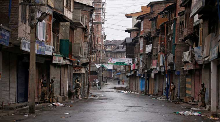 Curfew continues for 45th day in Kashmir Valley; toll rises to 65