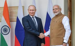 India, Russia ask countries to fully implement Paris Agreement