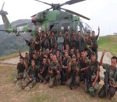70 commandos finish task in 40 minutes Myanmar operation: