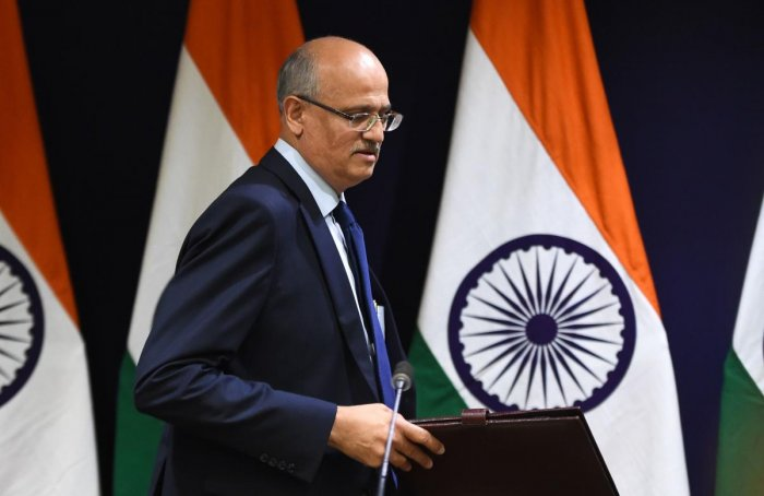 Foreign Secretary Gokhale meets US under Secretary of State Hale