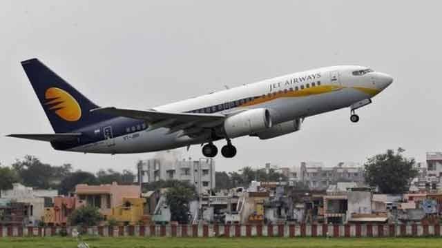 jetairwaysplanesmainlandinggearcollapses;allpassengerssafe